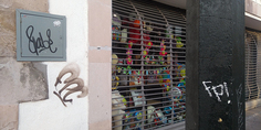 Relacionada graffiti