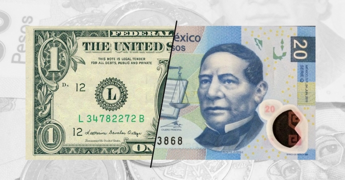Precio del do lar hoy 3 de julio en me xico  18.23 pesos a la venta