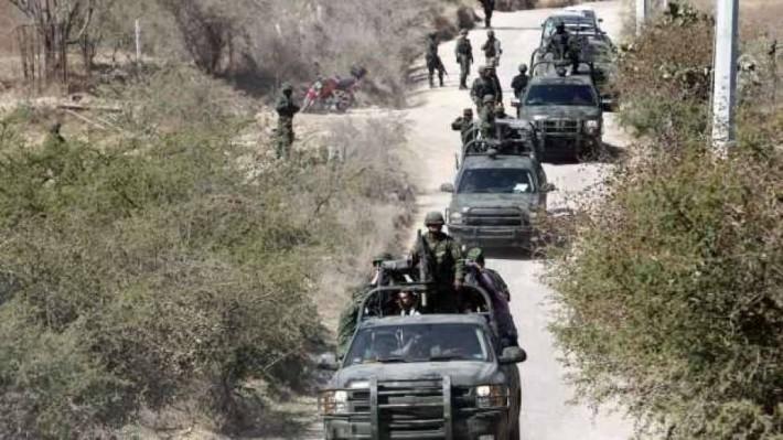 Enfrentamiento entre crimen organizado deja 26 muertos en Chihuahua