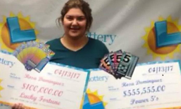 Joven de California gana la lotería dos veces en la misma semana