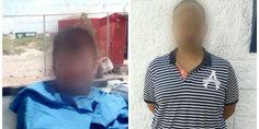 Relacionada en diferentes hechos  polici as municipales arrestaron a dos sujetos por violencia familiar
