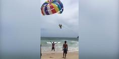 Relacionada parasailing