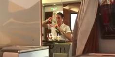 Relacionada rellena botella champa a video