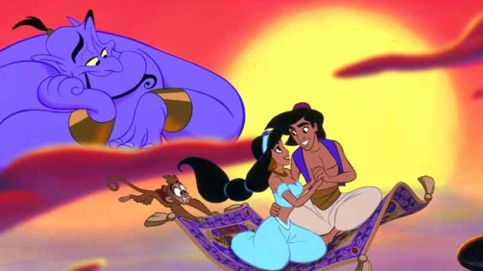 Aladdin de Disney ya tiene a sus protagonistas