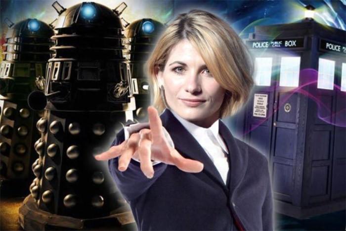 'Doctor Who' ahora será mujer: ella es la actriz que la interpretará