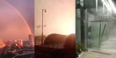 Relacionada chengdu storm