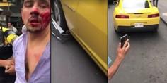 Relacionada alejandro tinoco ara a en su auto video viral