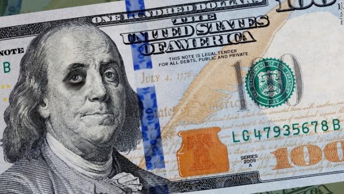 Dólar se en 17.85 pesos en bancos; BMV al alza
