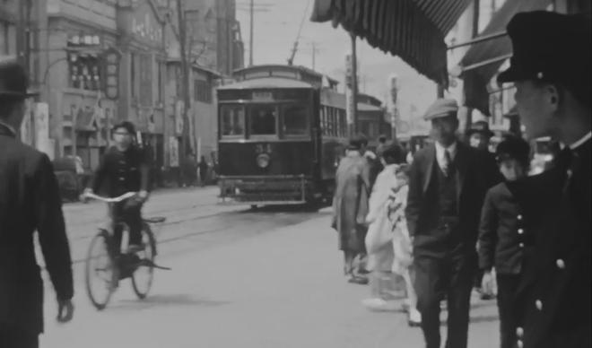 Video inédito de Hiroshima antes de la bomba nuclear