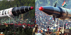 Relacionada misiles conflicto china india