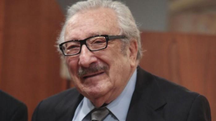 Murió el primer actor Luis Gimeno