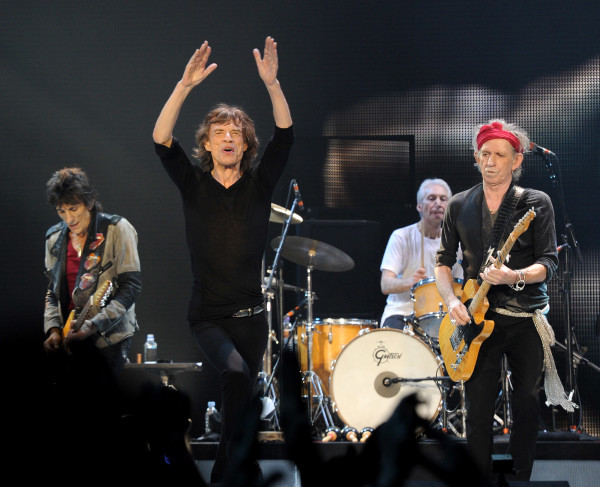 Keith Richards revela planes del nuevo material de The Rolling Stones