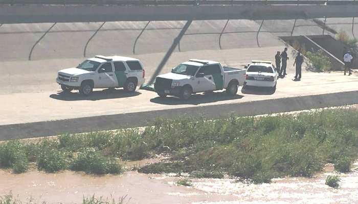 Son cuatro los muertos en el Río Bravo — Fue peor