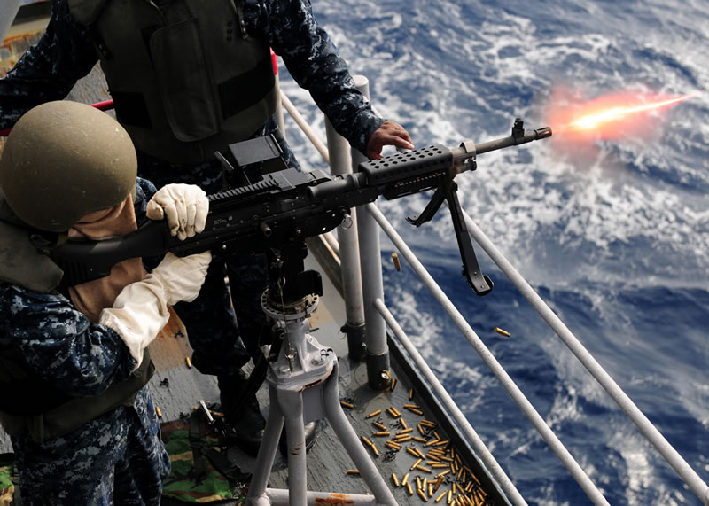 Irán neutraliza provocación militar de EEUU en el Golfo Pérsico