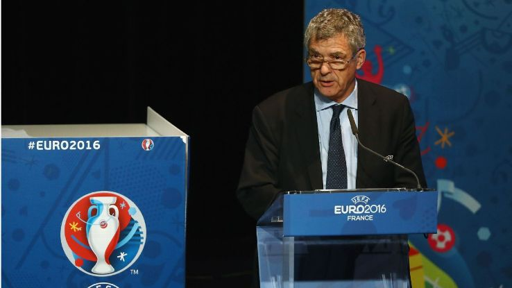 Villar, suspendido como presidente de la Federación Española