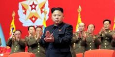 Relacionada corea del norte kim jong un