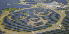 Relacionada planta solar china panda