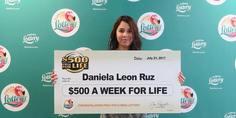 Relacionada ganadora loteri a  florida