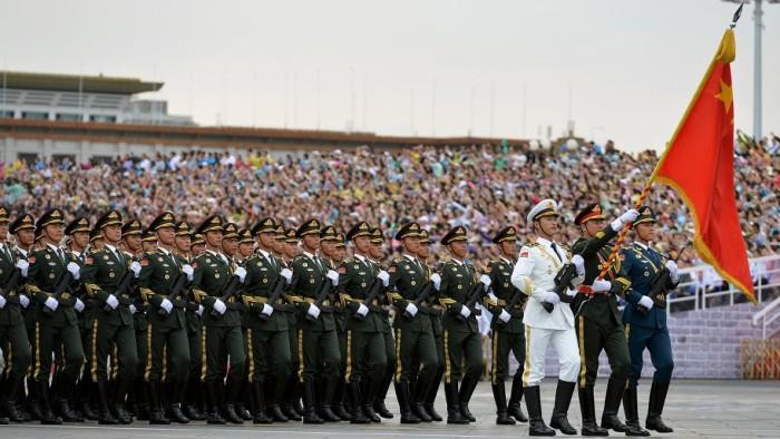 Pekín no permitirá a otros países que lo amenacen — China a CIA