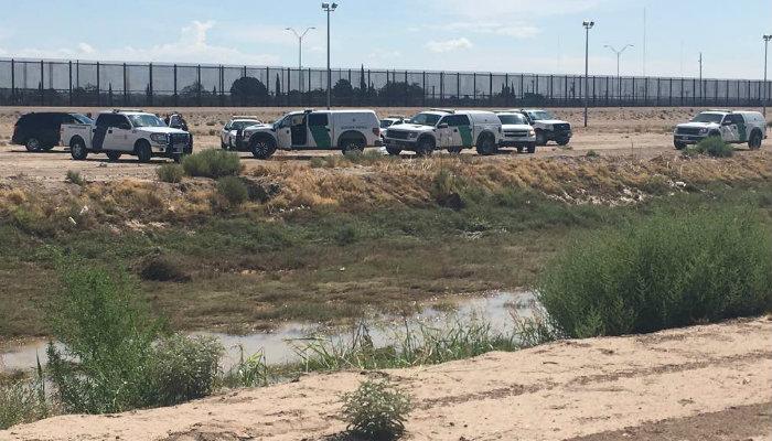 Suman tres cadáveres rescatados en el Río Bravo