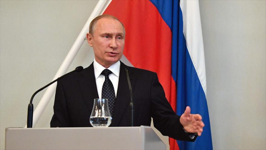 Putin ordena reducir personal de embajada estadounidense