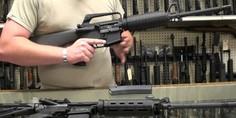 Relacionada rifle m16