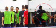 Relacionada neymar pelea