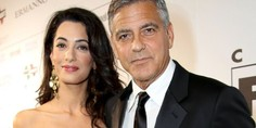 Relacionada george and amal clooney