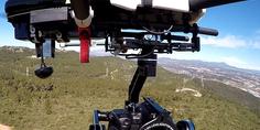 Relacionada dron