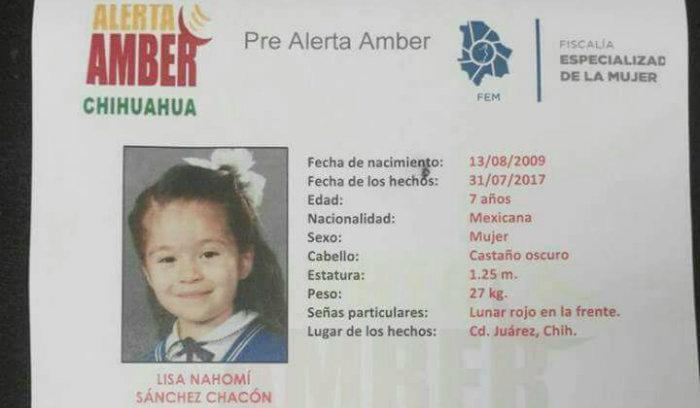 Localizan a dos niñas desaparecidas en Juárez