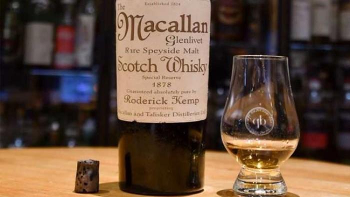 Turista pagó ¡10 mil dólares! por un vaso de whisky