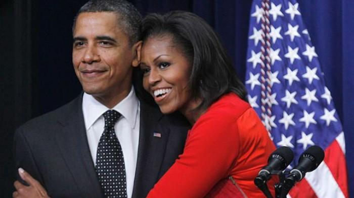Así felicitó Michelle a Barack Obama en su cumpleaños