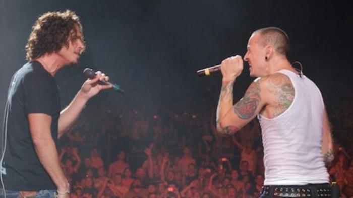 Linkin Park comparte emotiva foto en homenaje a Chester Bennington