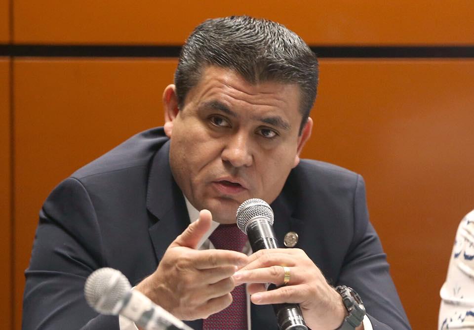 Morena afirma que Corral pretende presidencia de México frente Anaya y Mancera