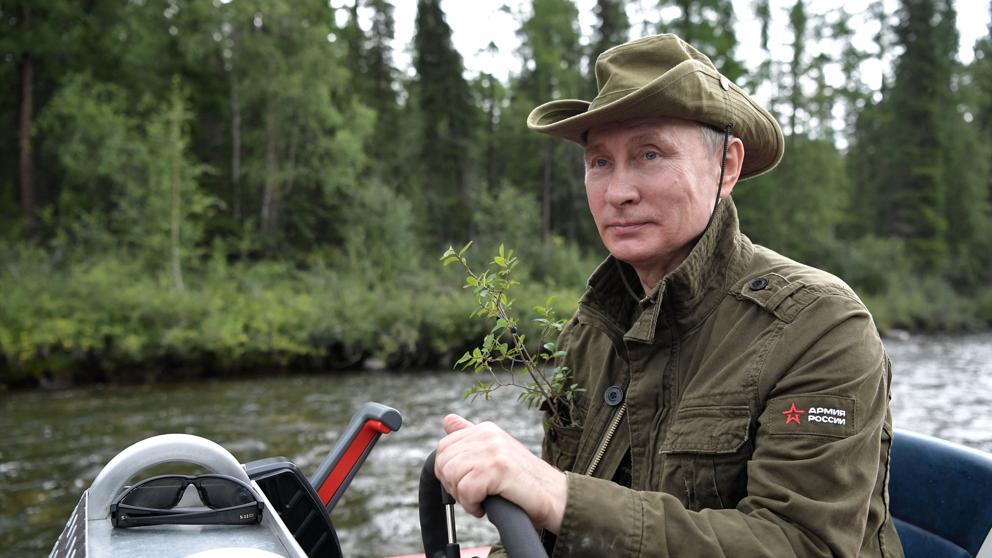 Elecciones presidenciales Rusia 2018 Putin1