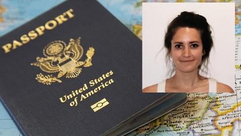 Renovó su pasaporte y quedó impactada con la fotografía que le colocaron