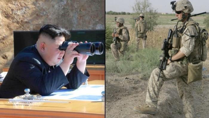 Corea del norte eu guerra preventiva kim jong un