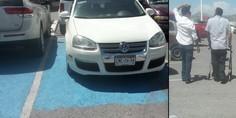 Relacionada estacionamiento fashio mall abuso espacio discapacitado chihuahua 6 de agosto