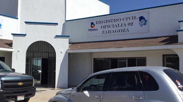 Con ahorro del 30 inauguran oficinas de registro civil en for Oficinas registro civil