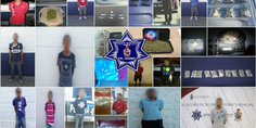 Relacionada polici as municipales en diferentes intervenciones detienen a 14 presuntos narcomenudistas
