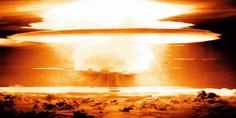 Relacionada explosion nuclear