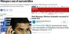 Relacionada medios internacionales rafa m rquez