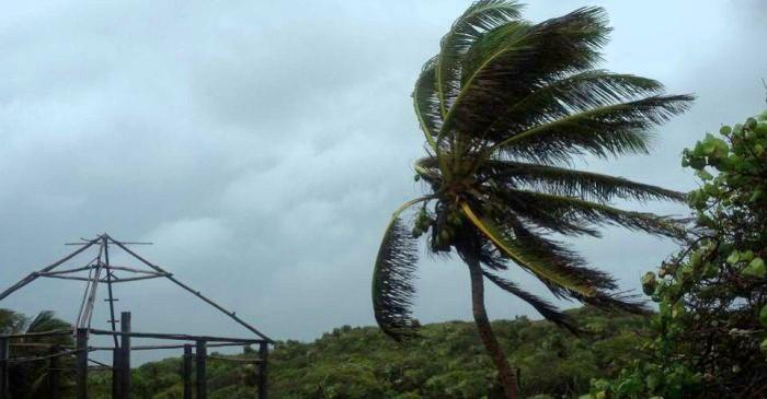 Veracruz en alerta roja por huracán 'Franklin'
