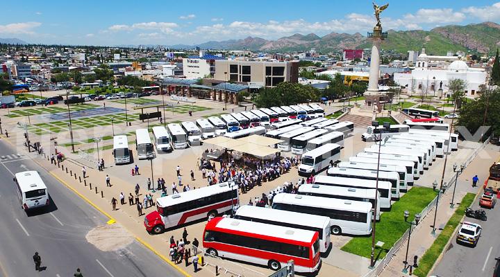 Sube tarifa de transporte a 9 pesos — Extraoficial
