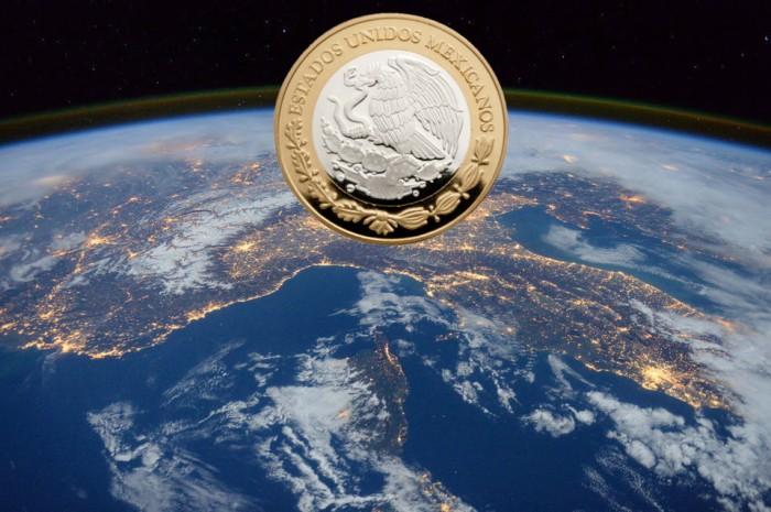 "Dólar en $18.40; peso gana tras dato de inflación en EU"""