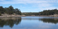 Relacionada lago arareco