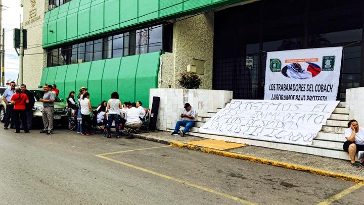 A las 6, Bachilleres firmará acuerdo con Sindicato para evitar paro