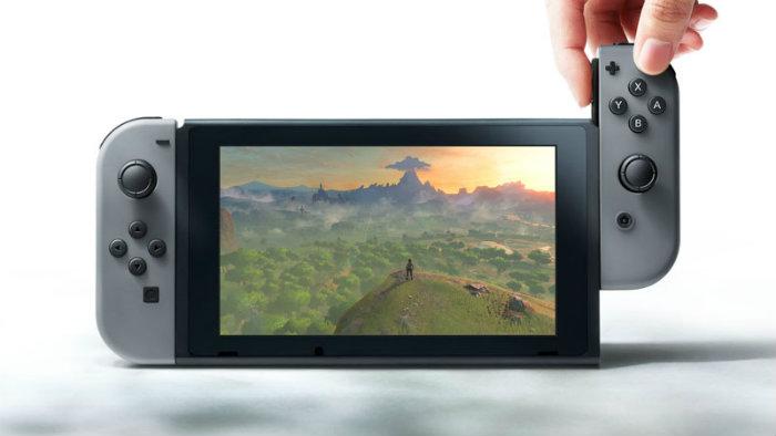 Demandan a Nintendo por el diseño del Switch
