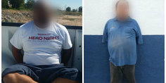 Relacionada en diferentes intervenciones detienen agentes municipales a dos sujetos acusados de abuso sexual