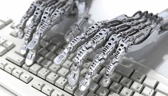 Agencia de noticias creó robot periodista
